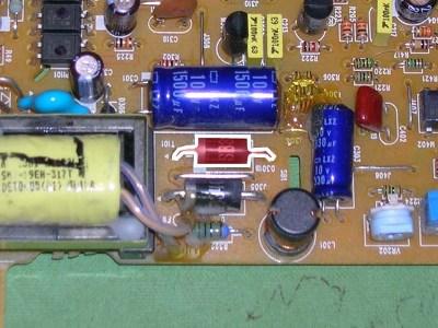 راديو قديم يحتوي على الزئبق
